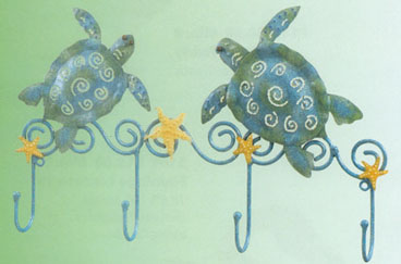 Sea Turtle Wall Hook