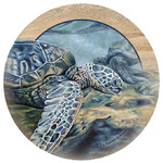 Kona Sea Turtle Thirstystone Coaster Set